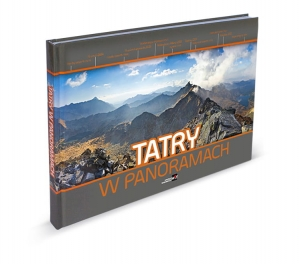 Album TATRY W PANORAMACH